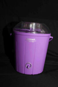 Cuisinart Frozen Yogurt Maker, Sorbet Maker, Ice Cream Maker