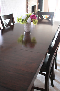 7 Piece Dining set - Counter Height
