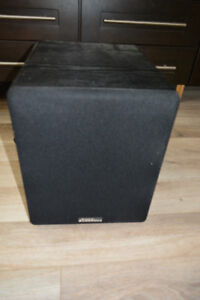 "SUB WOOFER ""POWERED"" (SOUND ACOUSTICS) 8"""