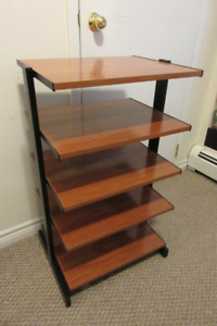 Stereo Stand Shelving Rack