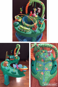 3 in 1 exersaucer / playmat / activity table