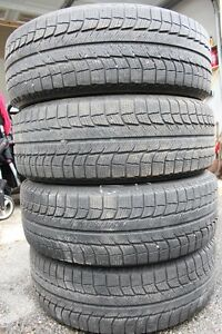 MICHELIN X ICE 225 65 R17 SET OF FOUR
