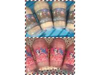 Candy floss cups