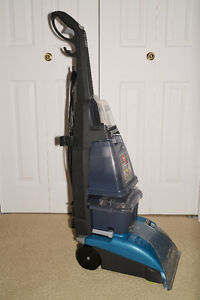 Hoover Deluxe Steam Vac Spin Scrubber Carpet Shampooer