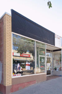Downtown Medicine Hat For Lease