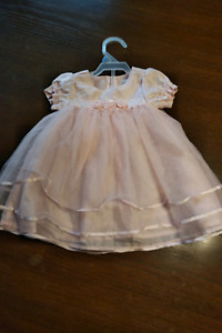 Infant - baby girl clothing