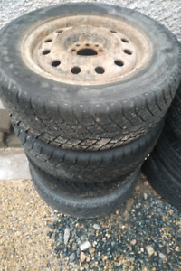 Tires and Rims 205/65/R15