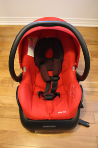 Maxi Cosi NXT Infant Car Seat (Red)