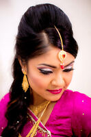 Pro Makeup artist for WEDDINGS!! & Makeup lessons available