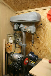"18"" Buffalo Drill Press"
