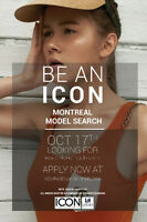 MONTREAL Model & Talent Search