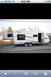 2013 Jay Feather x213 Ultra Light Trailer