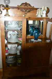 Antique Display Cabinet Belleville Belleville Area image 6