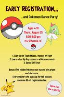 Pokemon Go Dance Party
