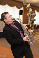 Professional saxophonist for your event