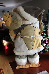 30 INCH CHRISTMAS BEAR - $65 Kingston Kingston Area image 3