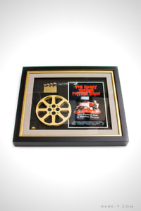 Limited Edition 'ROCKY HORROR PICTURE SHOW - MOVIE REEL' FRAME