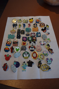 Dinsey Trading Pins
