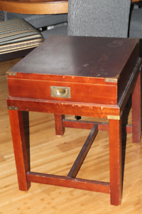 SIDE TABLE FROM BOMBAY COMPANY