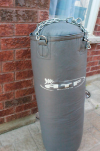 LIKE NEW! ATF heavy punching bag