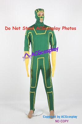 Kick-Ass 2 cosplay Kick-Ass Cosplay Costume include head mask (Kick Ass 2 Costume)