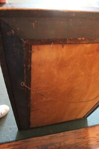 Large Antique Wood Framed Mirror     (VIEW OTHER ADS) Kitchener / Waterloo Kitchener Area image 5