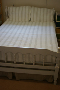 Double Quilted Comforter with shams