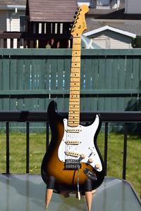 Squier Classic Vibe Stratocaster '50s 2-Colour Sunburst