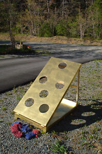Large Home Made Beanbag Toss Game