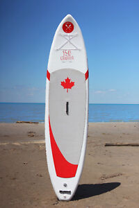 Canada 150 SUP (Stand Up Paddle Board) by Timberless