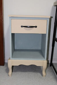 SMALL REFURBISH BEDSIDE TABLE