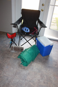 Very Good Condition Camping Gear