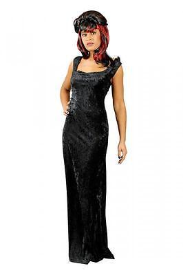 Gräfin Hexe Hexen Kostüm Kleid Witch Barock Vampir Gotic Rokoko Hexenkostüm
