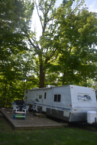 2006 32' Nomad RV - Kitchigami Family Campground - Goderich
