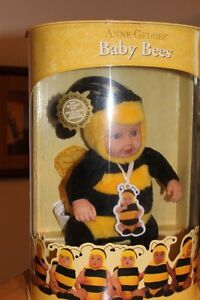 Anne Geddes 'Baby Bee' collectable doll