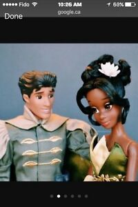 Limited edition Disney dolls. Strathcona County Edmonton Area image 2