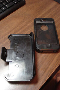 iphone 4 4S otterbox / belt clip