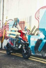 AJS Digita 50cc Scooter/Moped- Brand New - Cheap to run