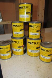 Fluorescent Paint, Various Colours