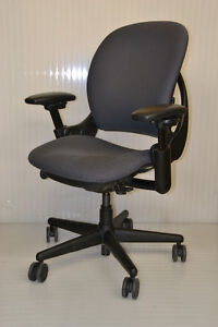 CHAIRS, ERGONOMIC STEELCASE LEAP CHAIRS ONLY $199.99
