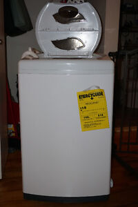 PORTABLE WASHER -  5 kg (11lb) Top Load - Danby - $399