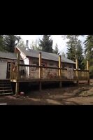 Cabin on 10 acre lot. Camp