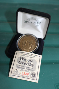 Wayne Gretzky Hall of Fame, Bronze Medallion 1999