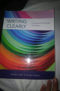 Writing Clearly Third Edition