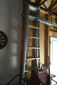 15' extension ladder