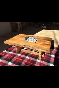 Handcrafted one-of-a-kind coffee table London Ontario image 3