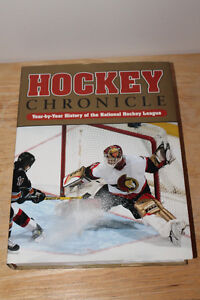 NHL - Hardcover book - History of the NHL