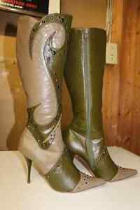Michael Antonio Boots - 2 pairs (5 or 5.5 or 6) London Ontario image 2