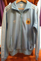 ADIDAS TRACK TOP ARGENTINA LIKE NEW (medium) TEXT ME