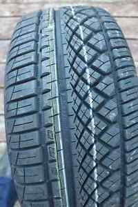 Brand new one Continental The ExtremeContact DWS 225/55R16 & rim